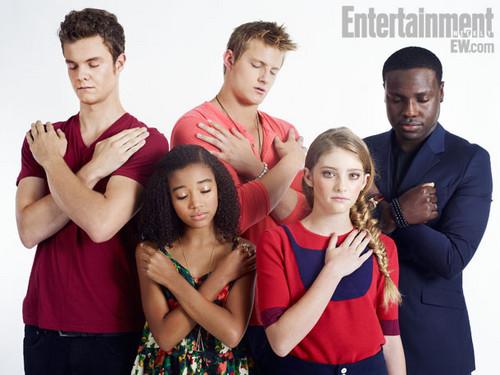 THG Cast