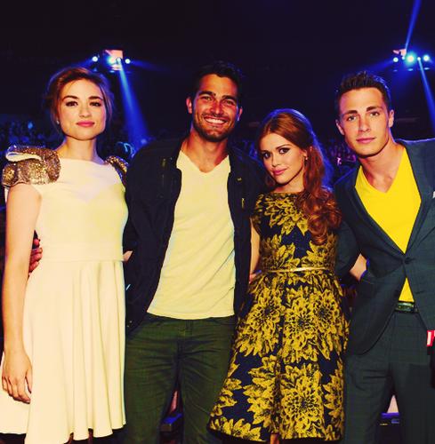 TW Cast