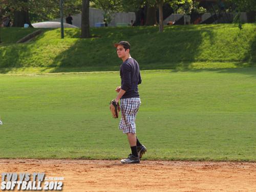 TW Softball Game