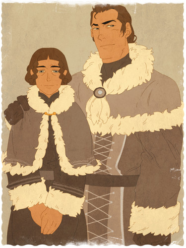 Tarrlok and his mother (15 years ago)