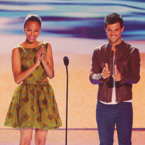 Taylor Lautner at TCA 2012 - taylor-lautner Fan Art