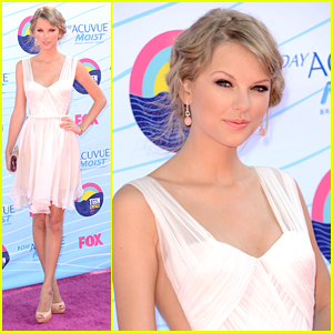 Taylor Swift:Teen Choice Awards 2012