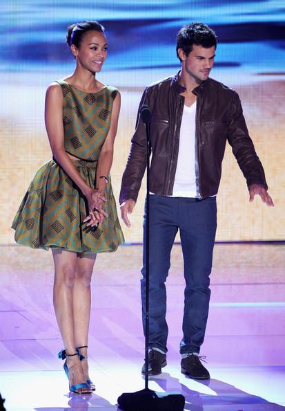 Taylor - Teen Choice Awards 2012 - دکھائیں
