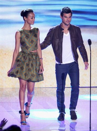 Taylor - Teen Choice Awards 2012 - mostra