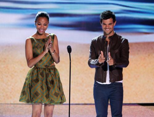 Taylor - Teen Choice Awards 2012 - montrer