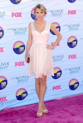 Taylor rapide, rapide, swift fond d'écran titled Taylor at the 2012 Teen Choice Awards