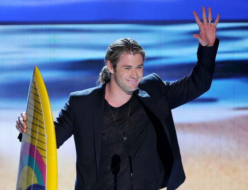 Teen Choice Awards 2012 - chris-hemsworth Photo