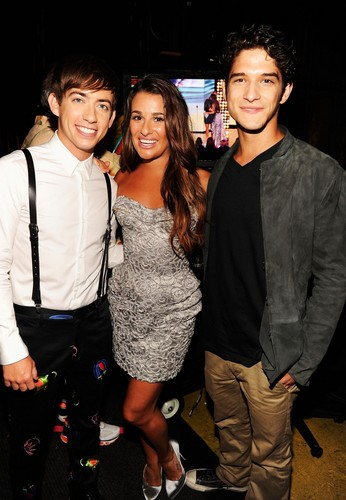 Teen Choice Awards Backstage & Audience - July 22, 2012 - lea-michele Photo