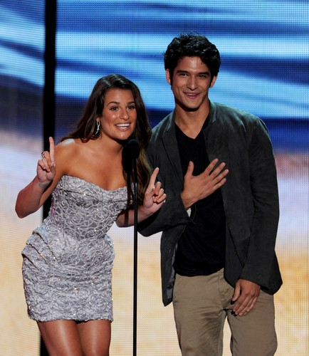 Teen Choice Awards The Show - July 22, 2012 - lea-michele Photo
