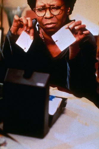 Whoopi Goldberg wallpaper titled The Associate