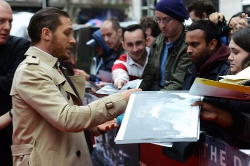 The Dark Knight Rises ロンドン Premiere 18.7.2012