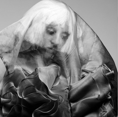 The Fame monster photoshoot outtake por Hedi Slimane