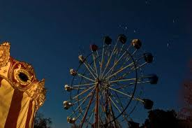 The Ferris Wheel At Michael's Private Amusement Park At Neverland Ranch