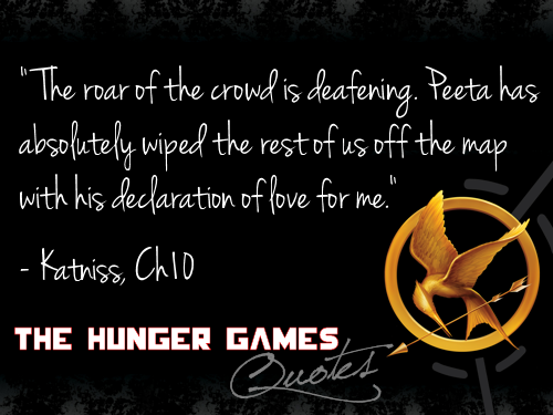 The Hunger Games quotes 101-120 - the-hunger-games Fan Art