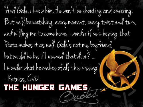 The Hunger Games 语录 101-120