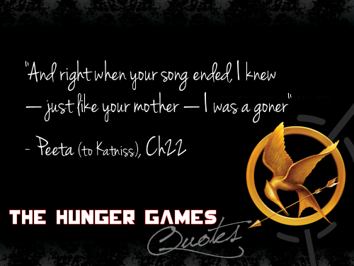 The Hunger Games 인용구 101-120
