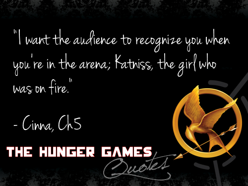 The Hunger Games 语录 21-40