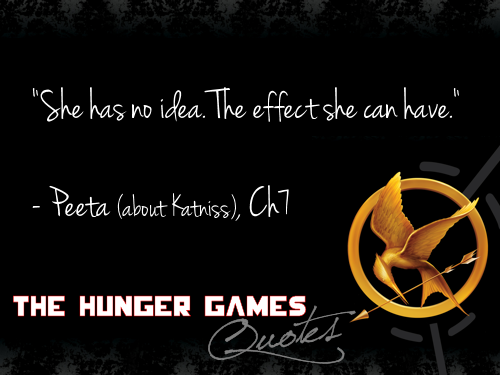 The Hunger Games উদ্ধৃতি 41-60