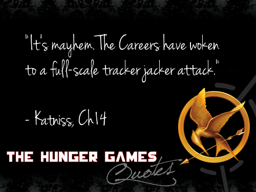 The Hunger Games quotes 61-80 - the-hunger-games Fan Art