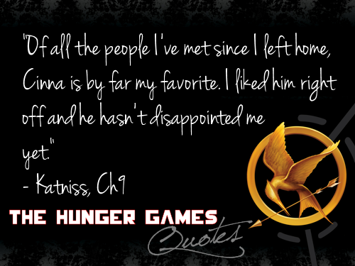 The Hunger Games 语录 81-100