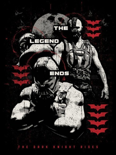 The Legend Ends..