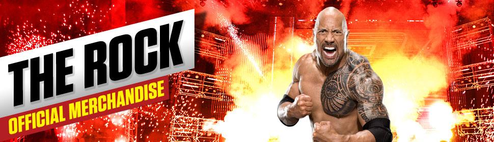 The Rock on WWEShop.com