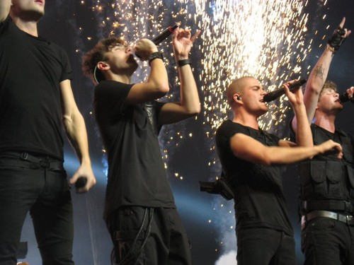 The Wanted <3 Любовь them forever