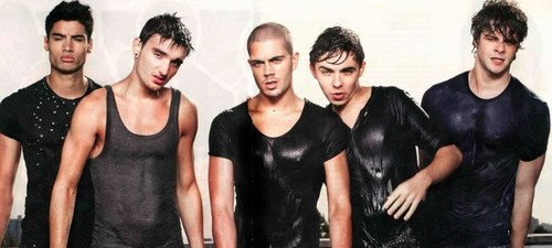 The Wanted Hintergrund possibly containing a leotard and a maillot titled The Wanted <3