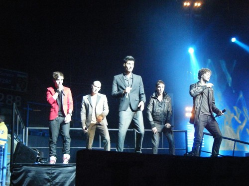The Wanted کنسرٹ Performance <3