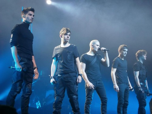 The Wanted সঙ্গীতানুষ্ঠান Performance <3