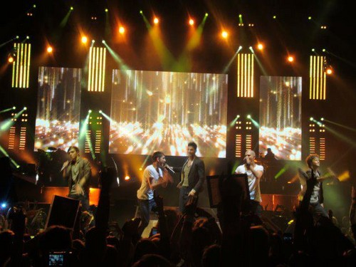 The Wanted সঙ্গীতানুষ্ঠান Performance <3