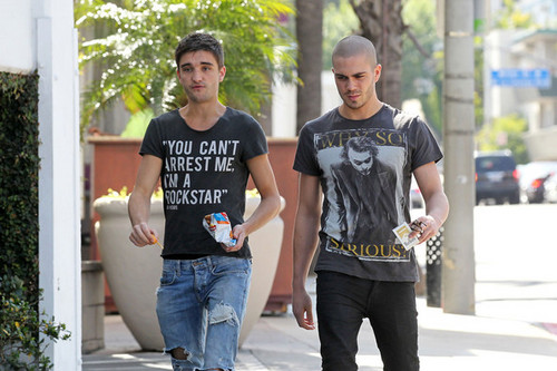 The Wanted Tom and Max