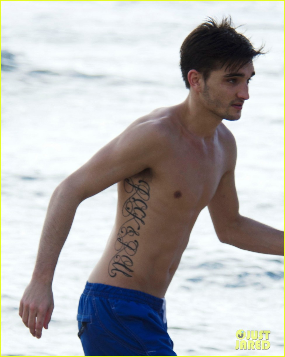 The Wanted Tom :)