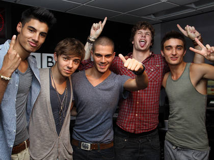 The Wanted Обои titled The Wanted :)