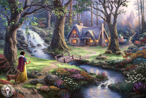 "Thomas Kinkade ""Disney Dreams"""