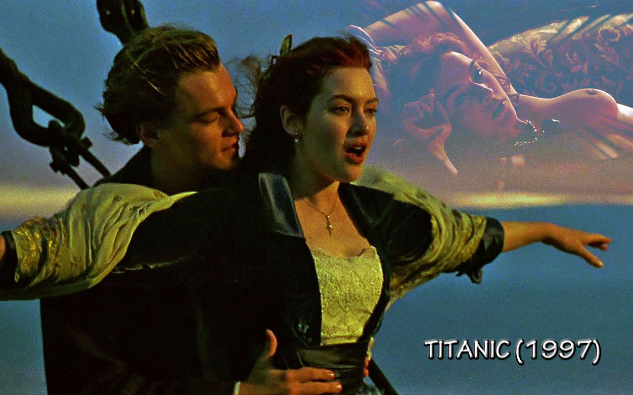 Titanic 1997 - Movies Wallpaper (31571937) - Fanpop