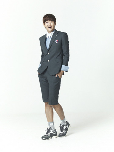 To The Beautiful You wallpaper containing a business suit, a suit, and a well dressed person entitled To The Beautiful You cast in uniform