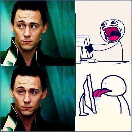 Tom kunst van een fan
