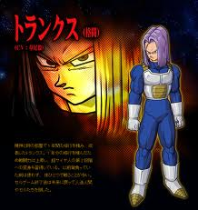 Trunks wallpaper containing anime and a breastplate entitled Trunks <3
