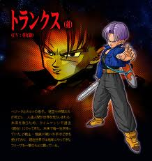 Trunks wallpaper containing anime titled Trunks <3