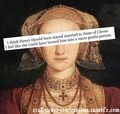 Tudor Confessions: Anne of Cleves