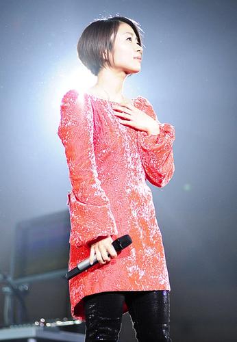 Utada Hikaru Last концерт