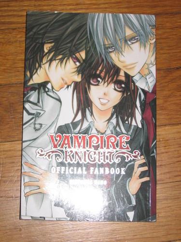 Vampire Knight Fanbook