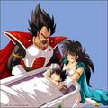 Vegeta's mother