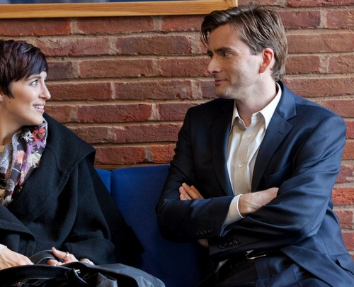 Vicky McClure in True Love with David Tennant