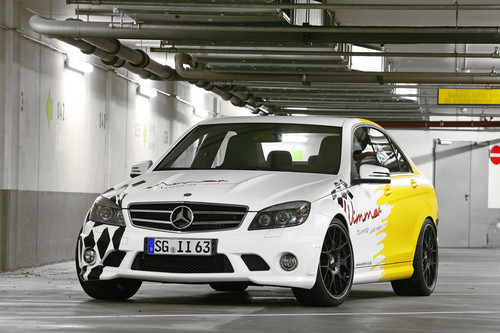 WIMMER RS MERCEDES - BENZ C63 AMG PERFORMANCE