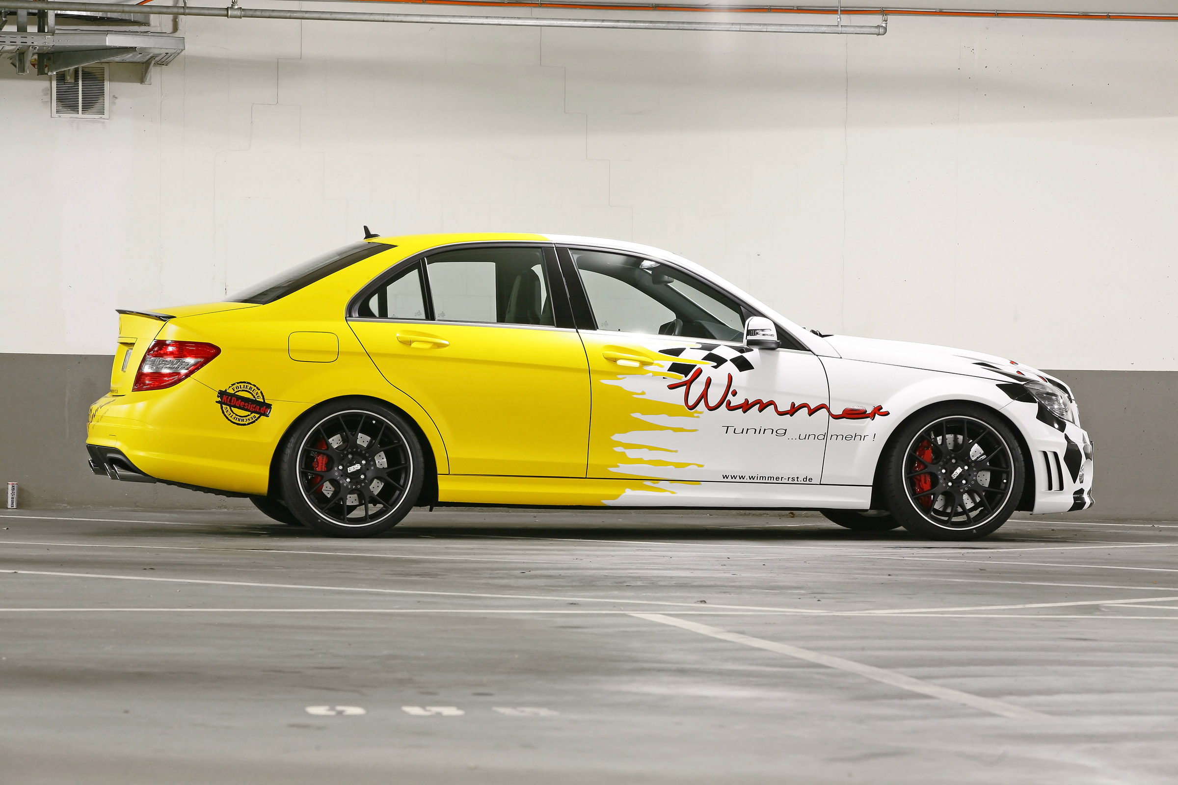 Wimmer rs mercedes benz c63 amg performance mercedes for Performance mercedes benz