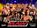 WWE Monday Night Raw - wwe wallpaper