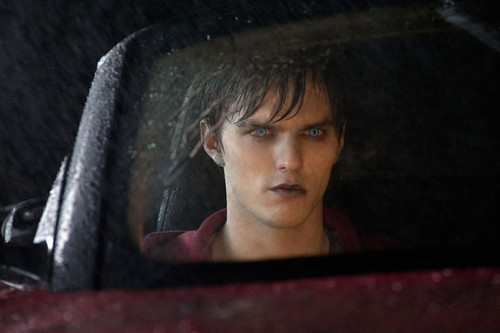 Warm Bodies Movie fond d'écran probably containing a chainlink fence entitled Warm Bodies