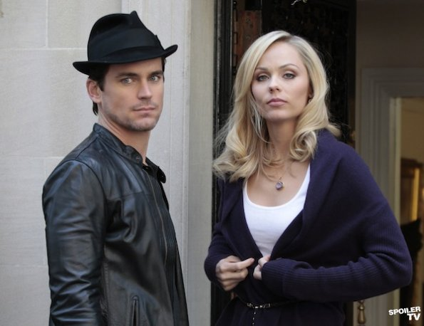 White collar 4x04 - Parting Shots Promo Pics